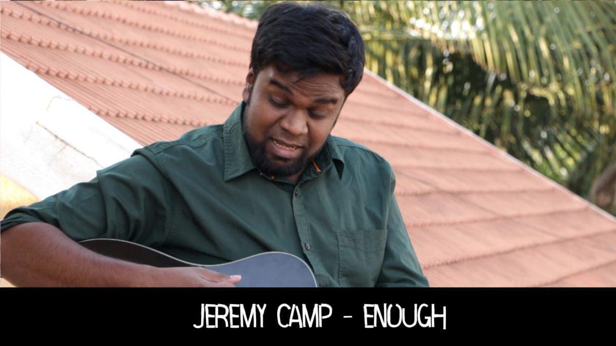 jeremy camp enough #simonmanuel