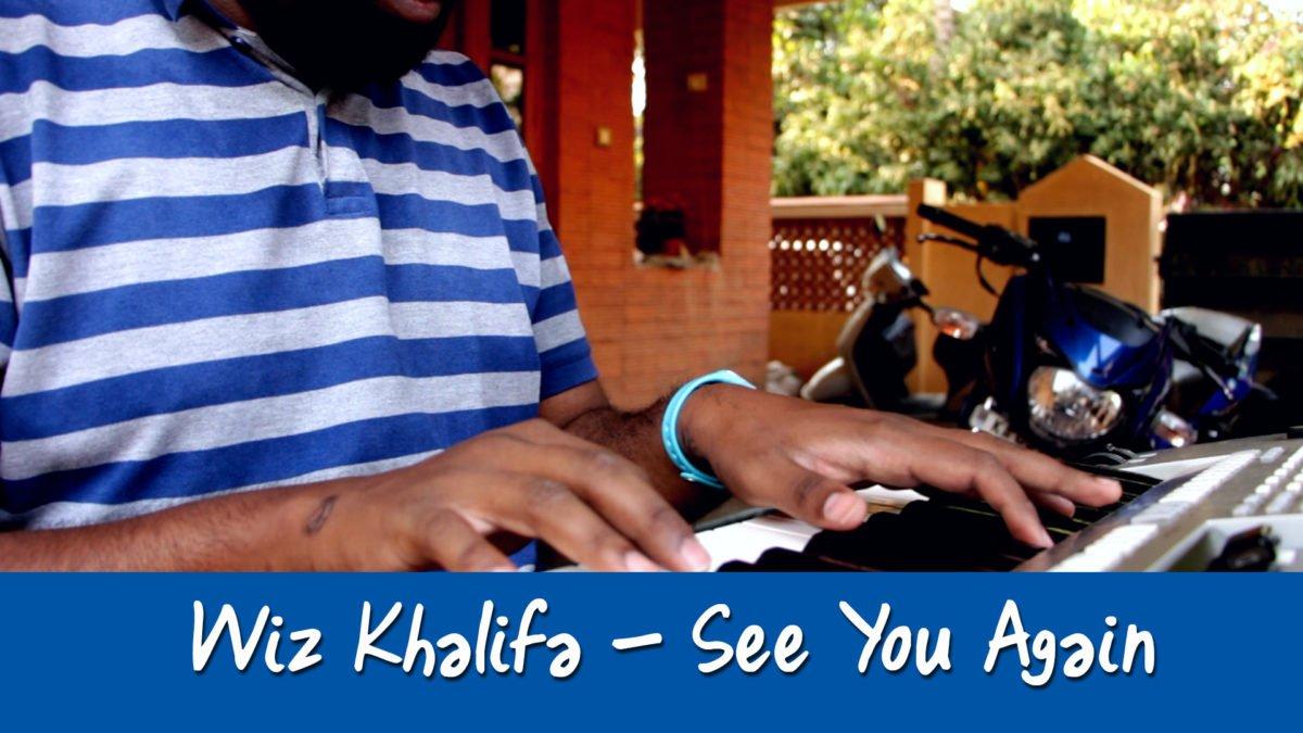 simonmanuel, wiz khalifa, see you again, piano, cover, music, charlie puth, fast and furious, f8, fate, wiz, simonmanuel.com, sjcba, paul,