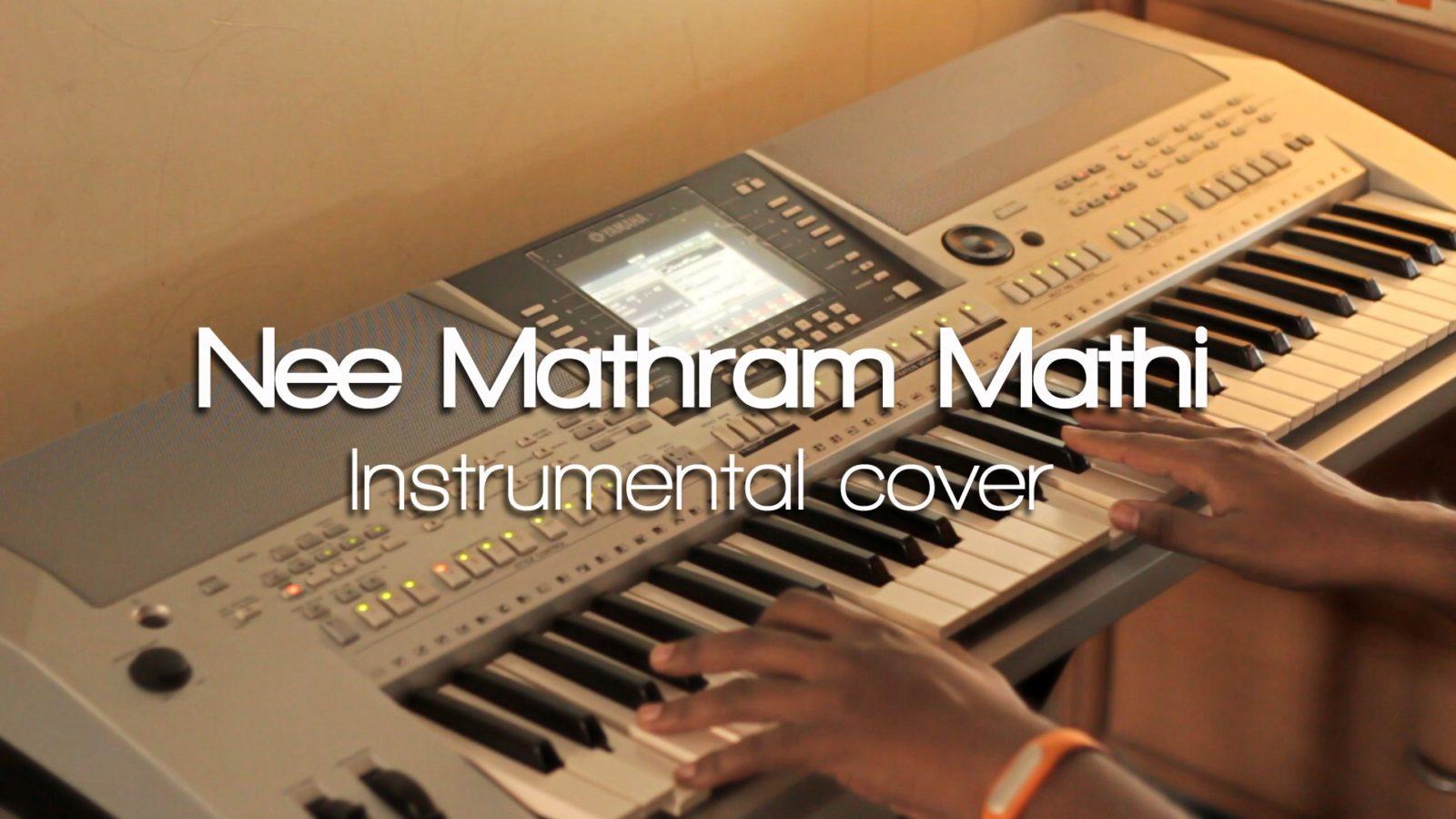 Nee Mathram mathi